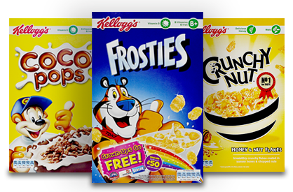 Bad cereals